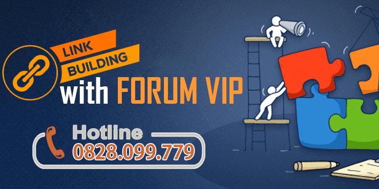 Bán tài khoản VIP hệ thống diễn đàn SEO FORUM chất lượng
