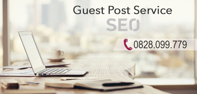 Bán tài khoản Guest Post kiếm backlink từ trang web chất lượng