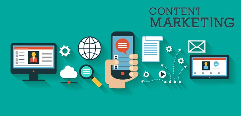 Dịch vụ xây dựng Content Marketing