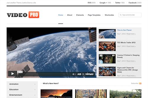 Hướng dẫn cài đặt theme VideoPro trên WordPress miễn phí